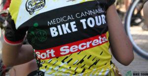 Medizinisches Cannabis Fahrradtour